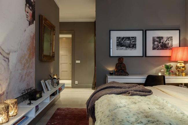 Thiết kế căn hộ ấm cúng và cực lung linh trong không gian rộng 87m2 ở Nga - Ảnh 14.