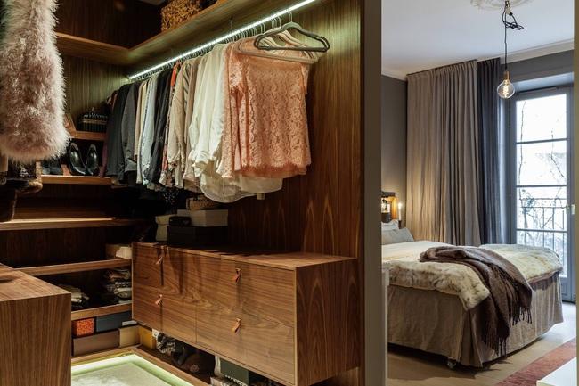 Thiết kế căn hộ ấm cúng và cực lung linh trong không gian rộng 87m2 ở Nga - Ảnh 15.