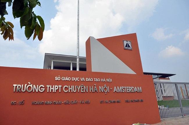 Điều kiện dự thi vào lớp 6 Trường THPT chuyên Hà Nội - Amsterdam, bố mẹ cân nhắc trước khi quyết định cho con theo học - Ảnh 2.