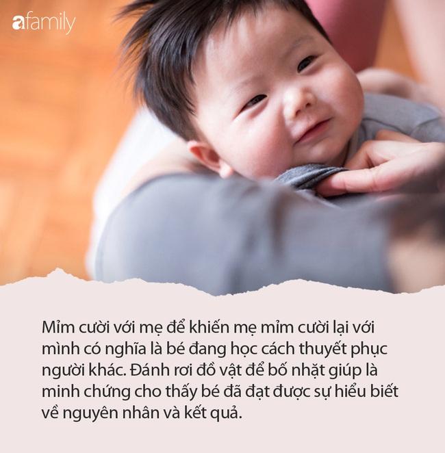 4 tháng tuổi - cột mốc quan trọng đánh dấu sự phát triển vượt bậc về thể chất và nhận thức của bé - Ảnh 3.