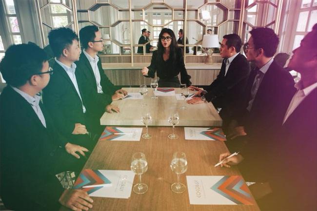 Coco Trần - Nữ doanh nhân 9x từng mời Cristiano Ronaldo quảng cáo cho siêu dự án Cocobay là ai? - Ảnh 5.