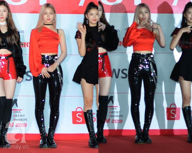 Cả Yoona lẫn Ryujin (ITZY) đều bị lộ chân vòng kiềng bởi một kiểu quần, nàng chân cong nên tránh ngay - Ảnh 3.