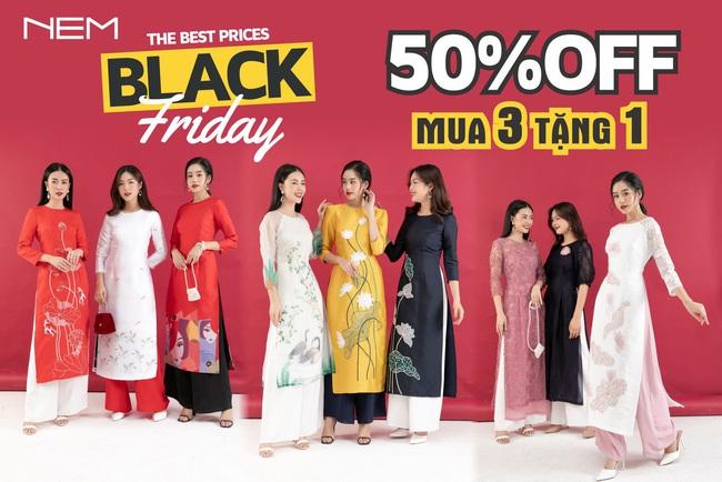 Black Friday: Chẳng cần tìm kiếm đâu xa, cứ ra đường là thấy cả loạt store thiết kế Việt sale toàn 50 - 70% chứ không ít - Ảnh 3.