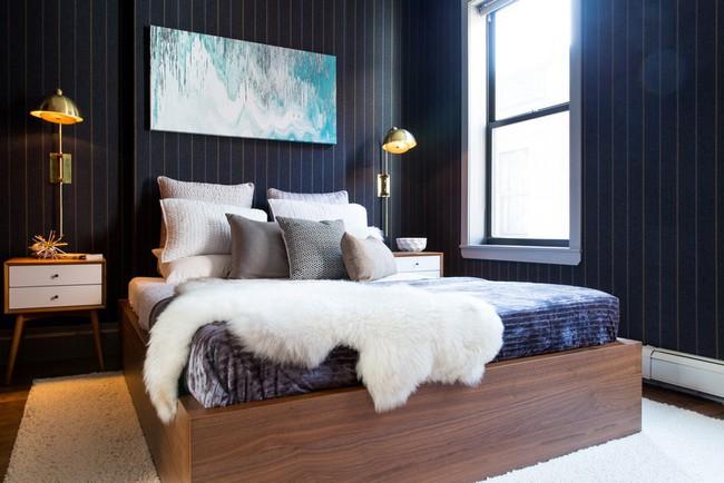 Đông đã sang đừng quên sửa soạn cho căn phòng ngủ gia đình thêm ấm cúng - Ảnh 13.