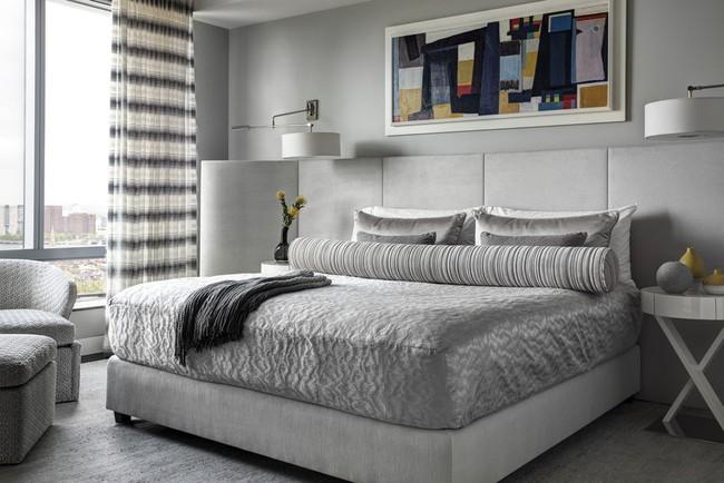 Đông đã sang đừng quên sửa soạn cho căn phòng ngủ gia đình thêm ấm cúng - Ảnh 17.