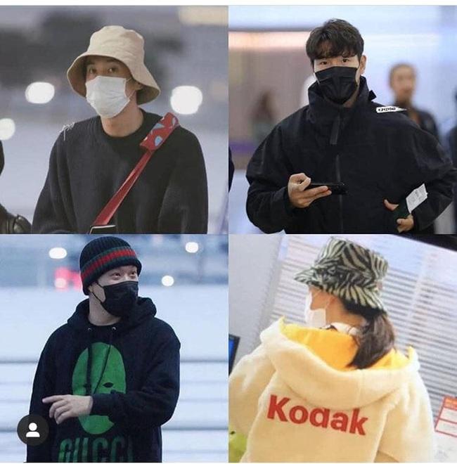 Cập nhật hình ảnh dàn Running Man tại sân bay sang Việt Nam: Song Ji Hyo vẫn trung thành với mặt mộc, các thành viên nam mặc đồ siêu đáng yêu - Ảnh 7.
