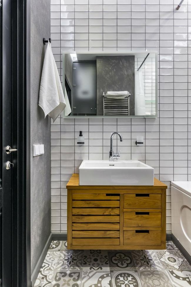 """Ngắm nội thất """"siêu mượt"""" cho căn hộ nhỏ chỉ 25m2 -  Ảnh 11."""