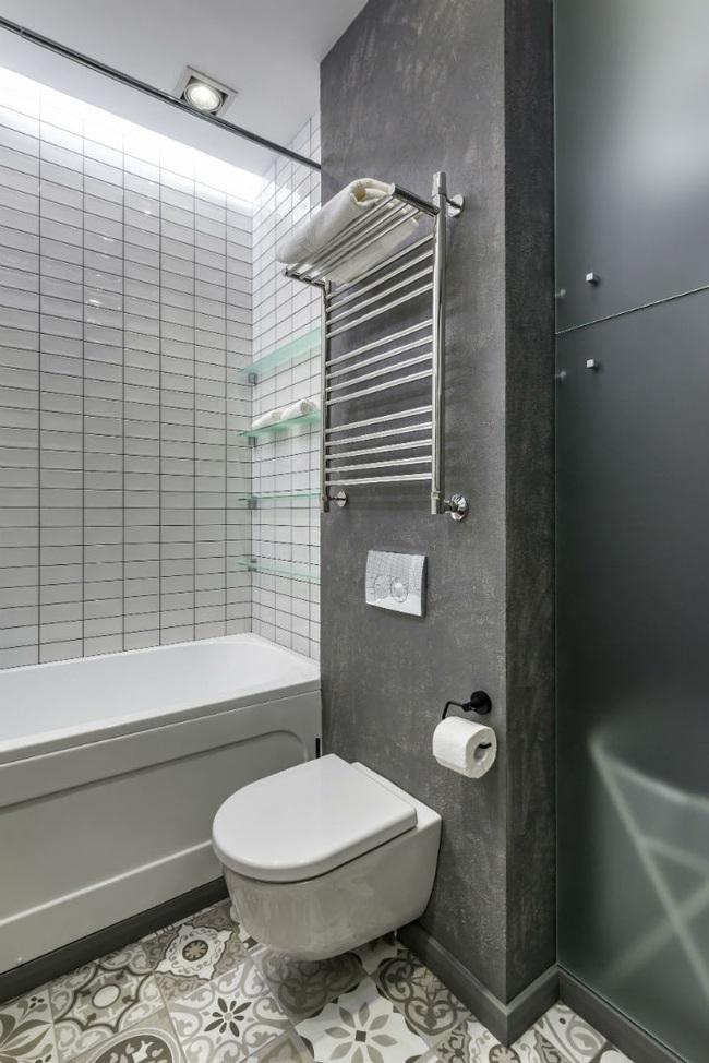 """Ngắm nội thất """"siêu mượt"""" cho căn hộ nhỏ chỉ 25m2 -  Ảnh 12."""