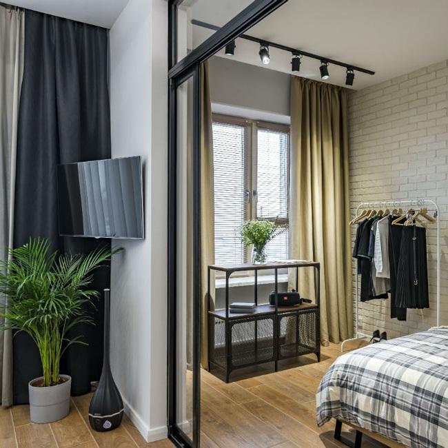 """Ngắm nội thất """"siêu mượt"""" cho căn hộ nhỏ chỉ 25m2 -  Ảnh 6."""