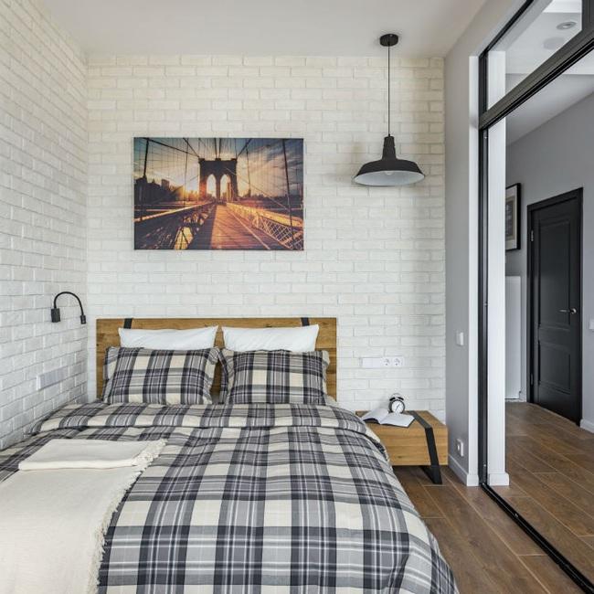 """Ngắm nội thất """"siêu mượt"""" cho căn hộ nhỏ chỉ 25m2 -  Ảnh 7."""