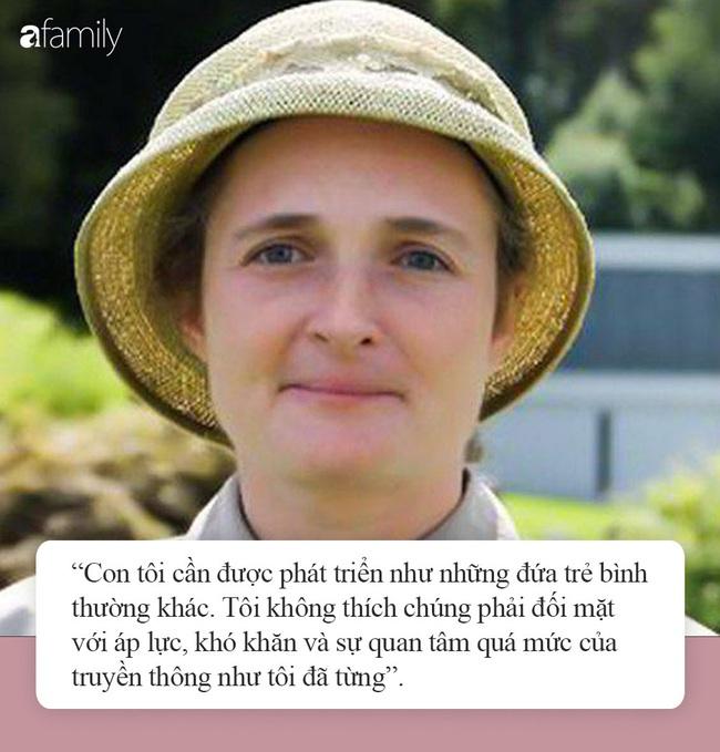 Nhìn lại cuộc đời thần đồng Ruth Lawrence, nhiều cha mẹ giật mình tỉnh ngộ: Chẳng mong con thành thiên tài, chỉ cần một đời bình an là đủ - Ảnh 8.