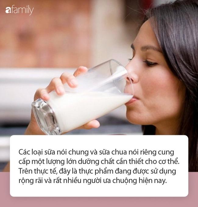 Uống sữa: Bạn sẽ đạt được những lợi ích và đối mặt tác hại gì? - Ảnh 1.