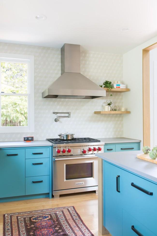 15 màu sơn nhà bếp được yêu thích nhất mọi thời đại - Ảnh 11.