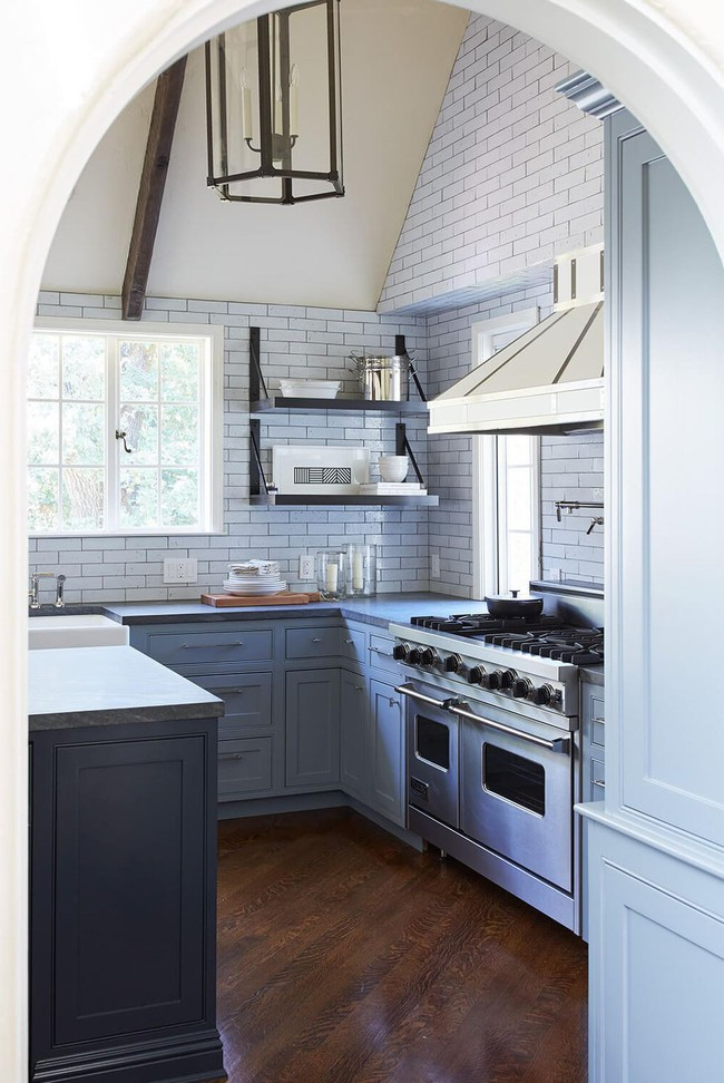 15 màu sơn nhà bếp được yêu thích nhất mọi thời đại - Ảnh 13.