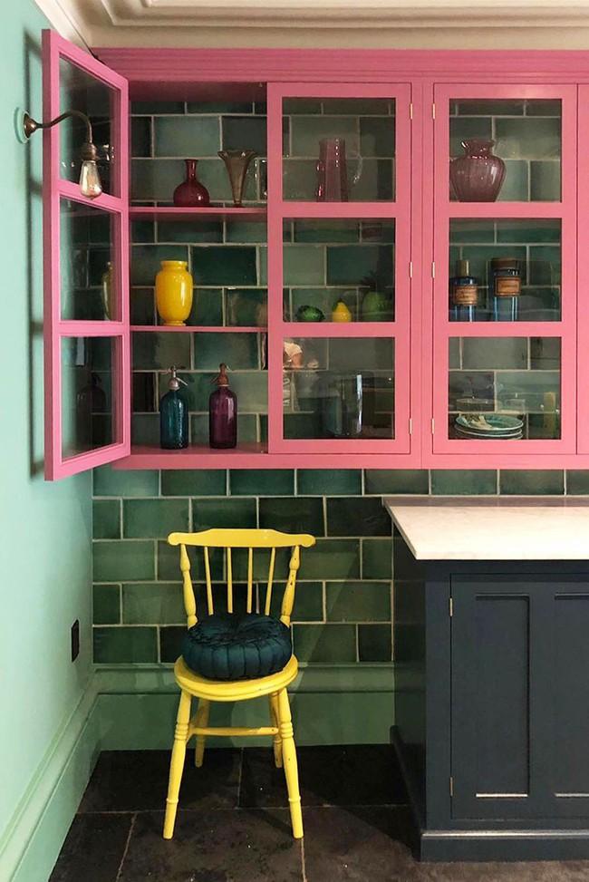 15 màu sơn nhà bếp được yêu thích nhất mọi thời đại - Ảnh 14.