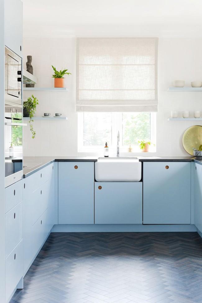 15 màu sơn nhà bếp được yêu thích nhất mọi thời đại - Ảnh 3.
