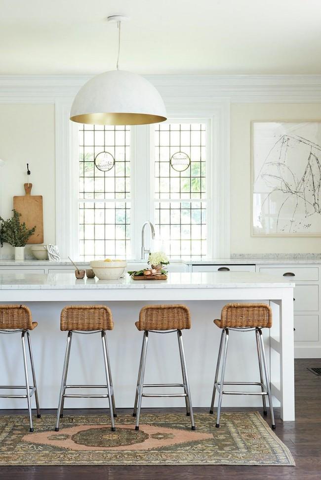 15 màu sơn nhà bếp được yêu thích nhất mọi thời đại - Ảnh 5.