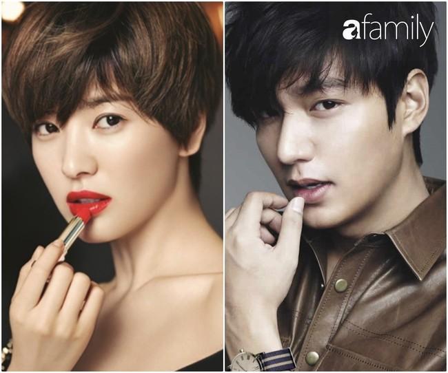 Tranh cãi Song Hye Kyo khi để tóc ngắn: Người khen đẹp, người kêu nam tính, thậm chí còn giống Lee Min Ho? - Ảnh 3.
