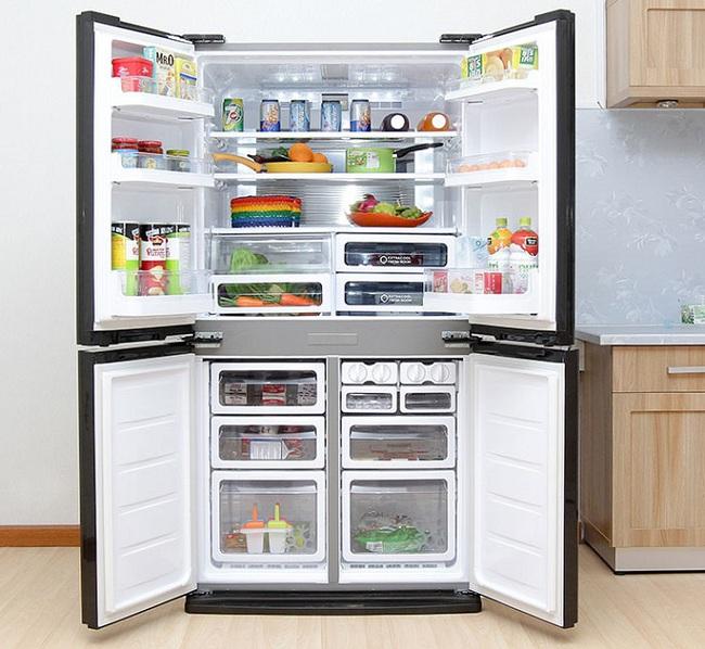 Thích dùng lắm nhưng liệu chị em đã biết hết ưu nhược điểm của tủ lạnh ngăn đông trên và tủ lạnh ngăn đông dưới để mua sắm cho phù hợp - Ảnh 3.
