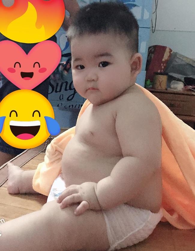 Không có bí quyết gì cao siêu, mẹ 8x vẫn nuôi con 9 tháng tuổi nặng 14 kg - Ảnh 6.