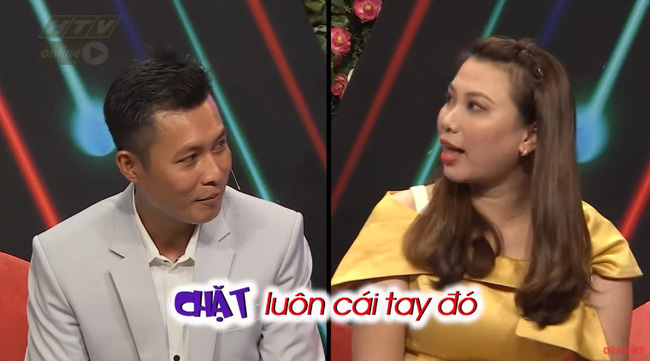 """""""Bạn muốn hẹn hò"""": Cô gái gốc Hoa """"gây lộn"""" từ MC tới quay phim, đòi rút móng bạn trai nếu còn đi bia ôm - Ảnh 8."""