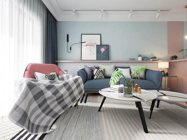 Tư vấn thiết kế nội thất phù hợp cho nhà phố với diện tích xây dựng 5x8m có tổng chi phí là  - Ảnh 6.