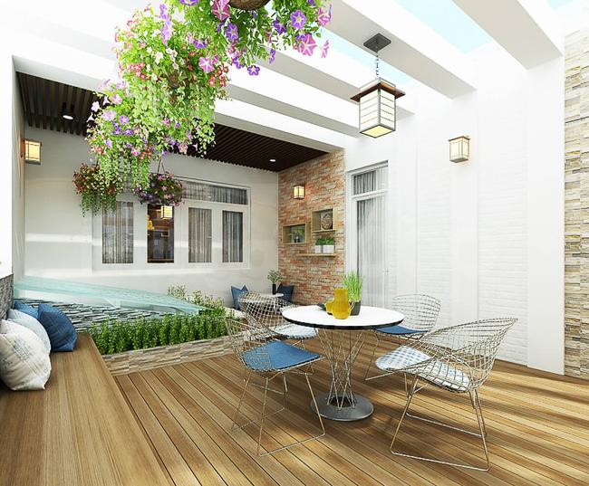 Tư vấn thiết kế nội thất phù hợp cho nhà phố với diện tích xây dựng 5x8m có tổng chi phí là  - Ảnh 14.