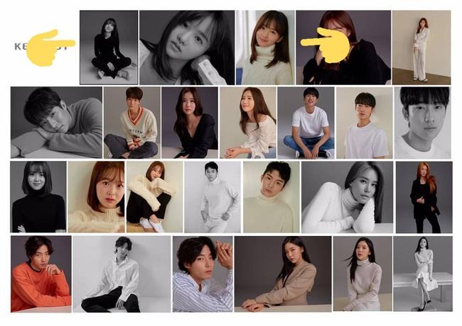 """Vừa rò rỉ ảnh nhóm nữ """"em gái"""" SNSD, Red Velvet: """"Bản sao"""" YoonA bất ngờ rời SM chuyển hướng làm diễn viên - Ảnh 5."""