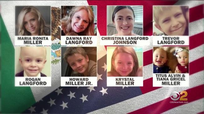 Vụ thảm sát gây chấn động: 9 người trong cùng một gia đình Mỹ bị bắn chết, trong đó có 2 bé sinh đôi 7 tháng tuổi - Ảnh 1.