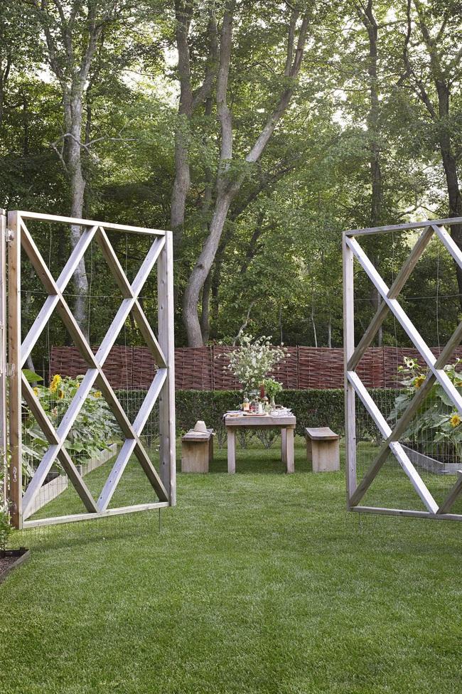 15 ý tưởng lắp hàng rào để vừa tăng cường an toàn lại vừa giúp ngôi nhà thêm phần phong cách - Ảnh 10.