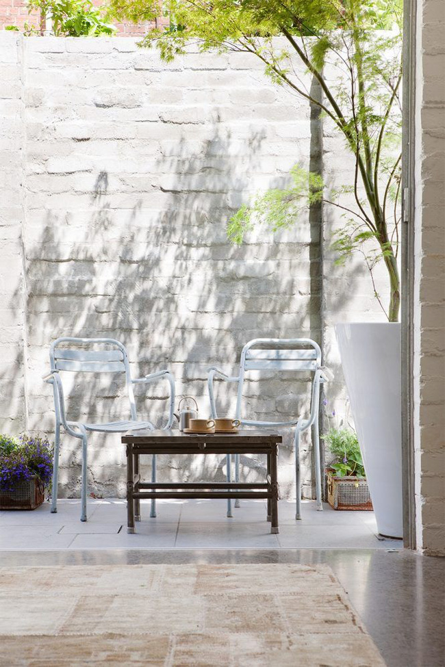 15 ý tưởng lắp hàng rào để vừa tăng cường an toàn lại vừa giúp ngôi nhà thêm phần phong cách - Ảnh 8.