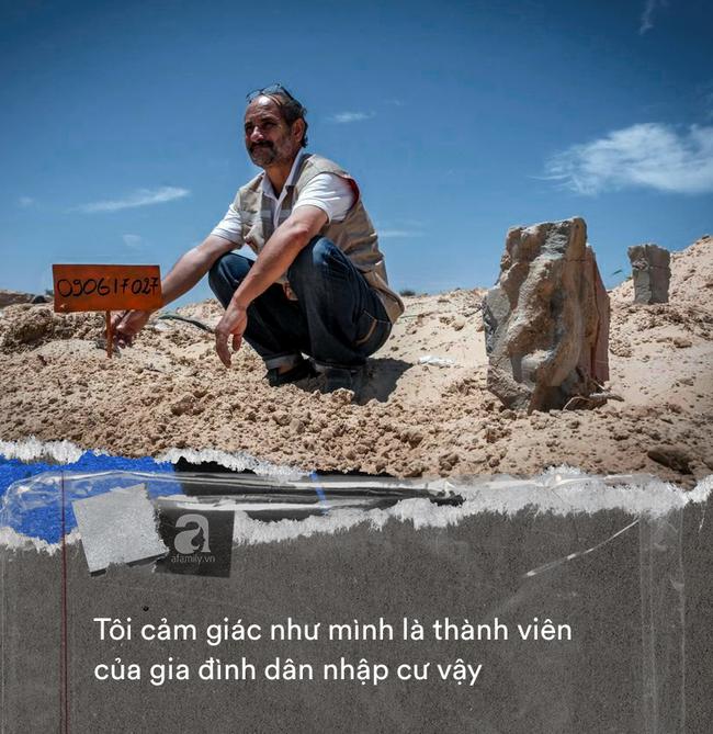 """Chuyện về người đàn ông dành cả đời để chôn cất người di cư tử nạn khi chưa kịp đến miền đất hứa: """"Tôi là gia đình của họ"""" - Ảnh 3."""