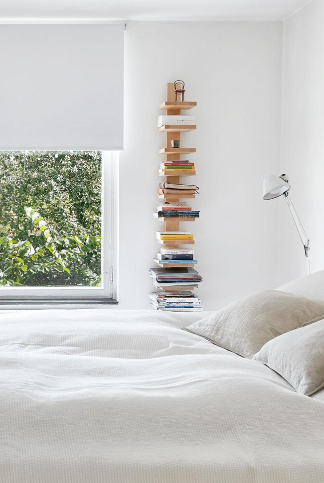 15 ý tưởng trang trí cho giá sách của bạn nổi bần bật trong không gian nhà ở - Ảnh 10.