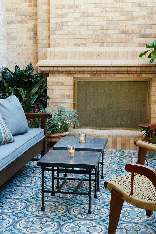 Những ý tưởng trang trí sân sau với điểm nhấn ấn tượng giúp ngôi nhà của bạn đẹp từ trong ra ngoài - Ảnh 11.