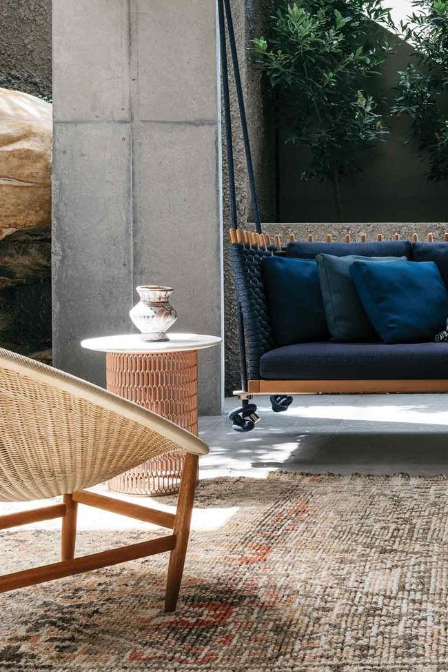 Những ý tưởng trang trí sân sau với điểm nhấn ấn tượng giúp ngôi nhà của bạn đẹp từ trong ra ngoài - Ảnh 13.