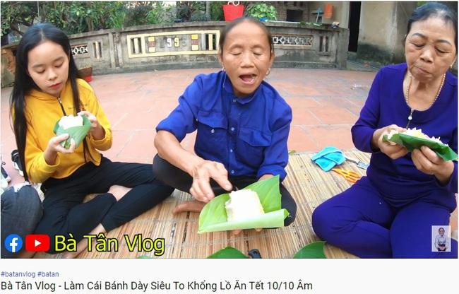 Trùng hợp làm sao, cả Bà Tân Vlog và Ẩm Thực Mẹ Làm đều tung clip làm bánh dày vào cùng một ngày, dân tình lại được dịp so sánh bánh của ai ngon hơn rồi đây! - Ảnh 8.
