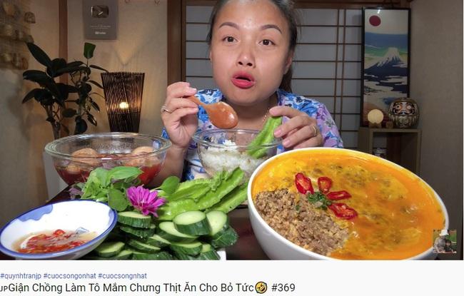 Những món ăn Việt được Quỳnh Trần JP bê sang Nhật - Ảnh 8.