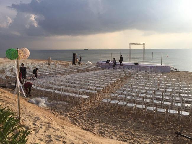 Hé lộ những hình ảnh hiếm trước giờ G siêu đám cưới Đông Nhi - Ông Cao Thắng tại Phú Quốc - Ảnh 2.