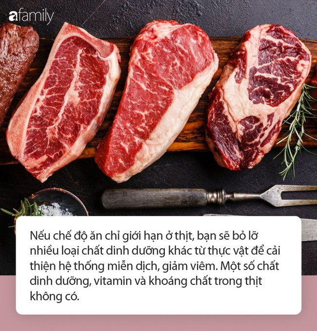 Người phụ nữ tuyên bố một chế độ ăn toàn thịt giúp cô giảm cân sau khi mang thai – Chuyên gia nói gì? - Ảnh 2.