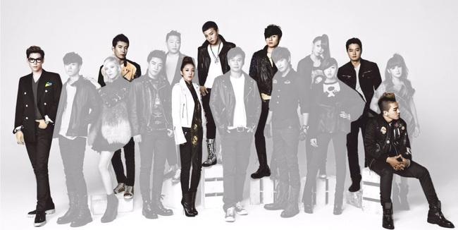 CL rời công ty, fan bật khóc với bức ảnh thời hoàng kim của YG Family được chụp trước khi BLACKPINK ra mắt - Ảnh 4.