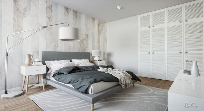 Căn hộ nhỏ sáng tạo với thiết kế đặc biệt biến phòng tắm thành trung tâm - Ảnh 11.