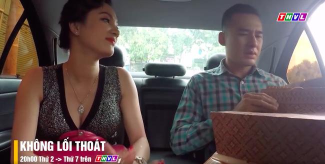 """""""Không lối thoát"""": Vừa cưỡng bức chị dâu, Minh - Lương Thế Thành đã cặp kè nữ đại gia ngực khủng đang """"khát tình"""" - Ảnh 1."""