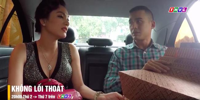 """""""Không lối thoát"""": Vừa cưỡng bức chị dâu, Minh - Lương Thế Thành đã cặp kè nữ đại gia ngực khủng đang """"khát tình"""" - Ảnh 4."""