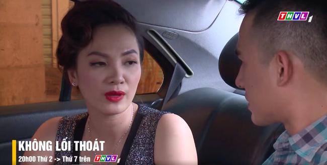 """""""Không lối thoát"""": Vừa cưỡng bức chị dâu, Minh - Lương Thế Thành đã cặp kè nữ đại gia ngực khủng đang """"khát tình"""" - Ảnh 6."""