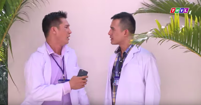 """""""Không lối thoát"""": Hết nữ đại gia giàu có, Minh - Lương Thế Thành lại ve vãn thân mật với y tá xinh đẹp  - Ảnh 4."""