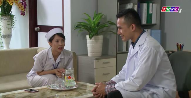 """""""Không lối thoát"""": Hết nữ đại gia giàu có, Minh - Lương Thế Thành lại ve vãn thân mật với y tá xinh đẹp  - Ảnh 1."""