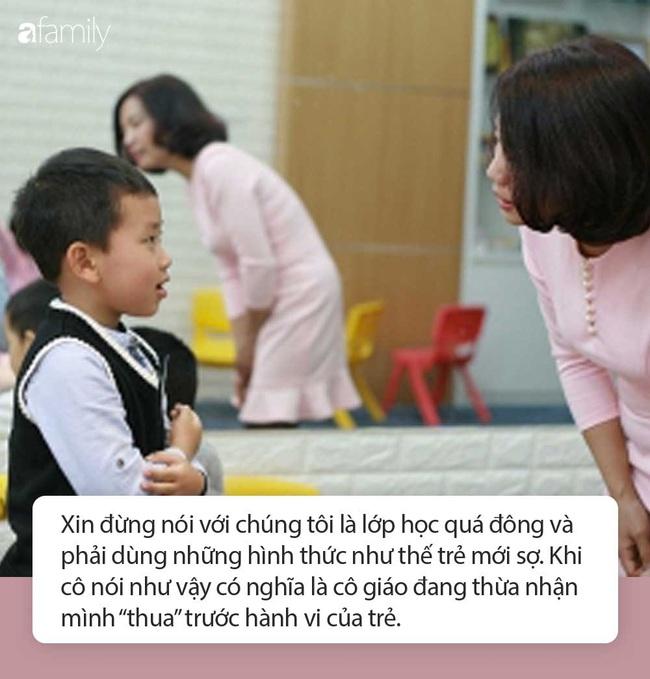 """20 điều phụ huynh muốn được giáo viên chia sẻ: """"Chúng tôi chỉ mong có môi trường tốt hơn cho các con"""" - Ảnh 3."""