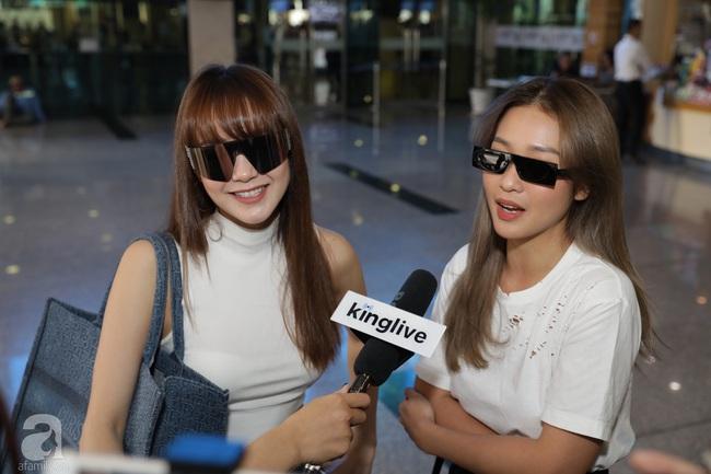 Dàn sao Vbiz đổ bộ sân bay chuẩn bị tới Phú Quốc để dự đám cưới Đông Nhi - Ông Cao Thắng - Ảnh 9.