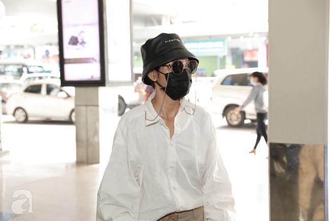 Dàn sao Vbiz đổ bộ sân bay chuẩn bị tới Phú Quốc để dự đám cưới Đông Nhi - Ông Cao Thắng - Ảnh 14.