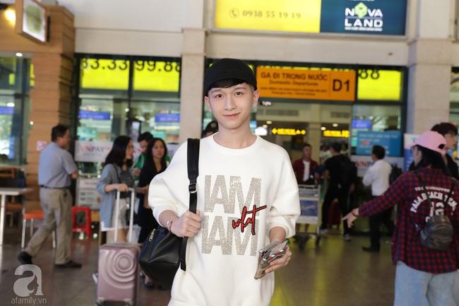 Dàn sao Vbiz đổ bộ sân bay chuẩn bị tới Phú Quốc để dự đám cưới Đông Nhi - Ông Cao Thắng - Ảnh 3.